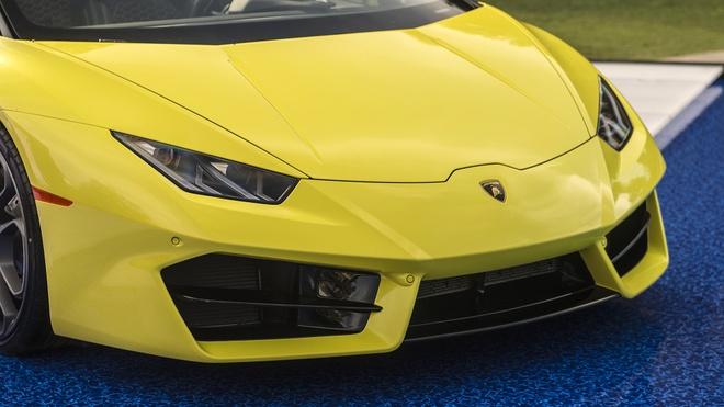 Lamborghini Huracan cau sau mui tran ra mat o My hinh anh 3