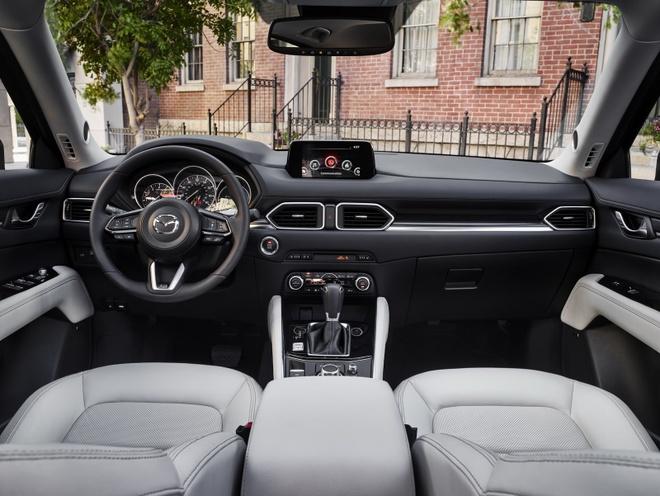 Mazda CX-5 2017 ra mat o My anh 3