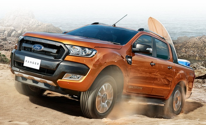 Ford Ranger ban o Malaysia anh 2