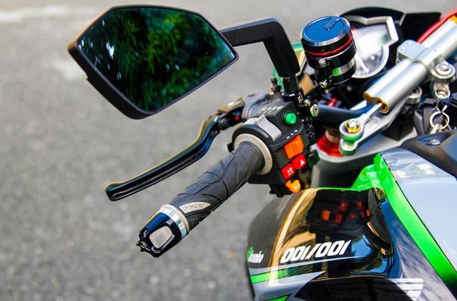 Yamaha FZ150i do phong cach moto phan khoi lon o Sai Gon hinh anh 3