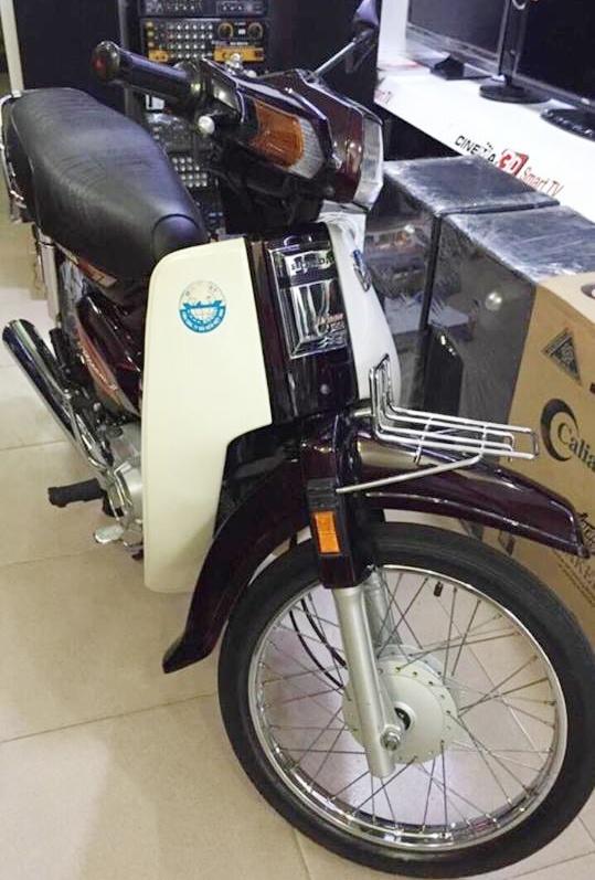 Anh Honda Dream II hang hiem 140 trieu chua ban o Sai Gon hinh anh 3