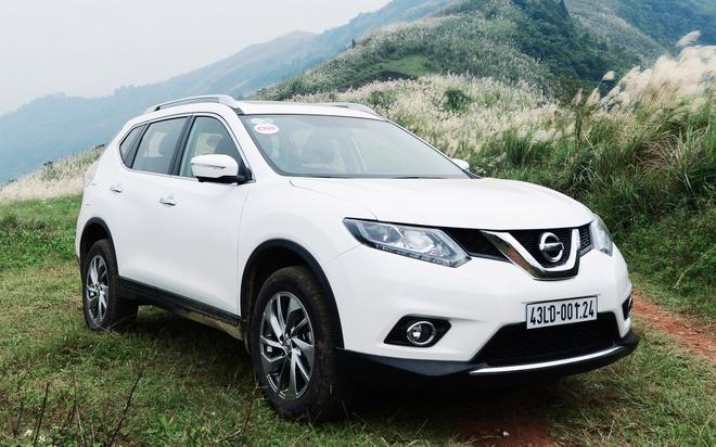 Giam gia sau, Nissan X-Trail lan dau vuot Mazda CX-5 va Honda CR-V hinh anh