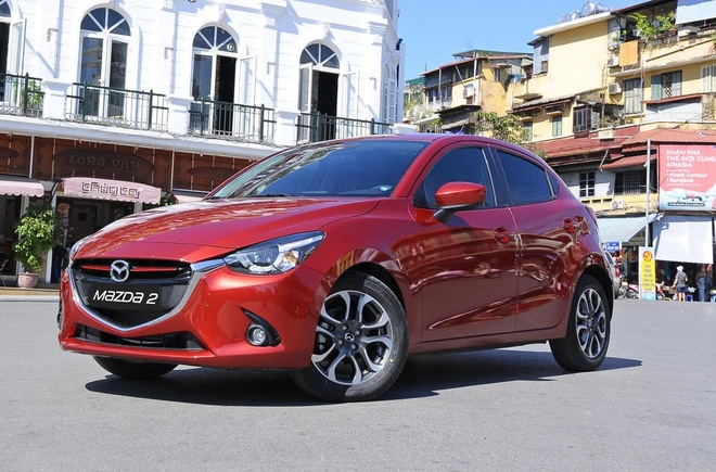 Vi sao xe Mazda giam gia 170 trieu tai Viet Nam? hinh anh