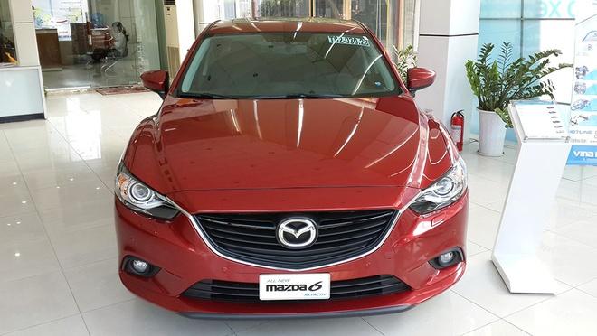 Mazda 6 giam gia manh: Mua hom truoc, hom sau mat 170 trieu hinh anh