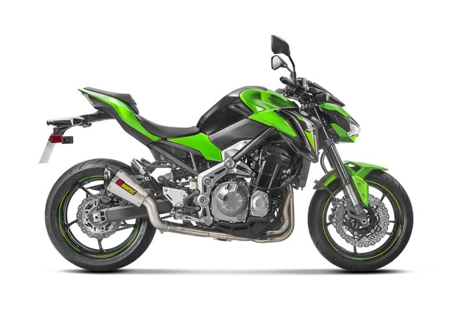 3 kieu ong xa Akrapovic do cho Kawasaki Z900 hinh anh 1