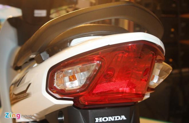 Anh thuc te Honda Wave Alpha 110 gia 17,8 trieu vua ra mat hinh anh 9