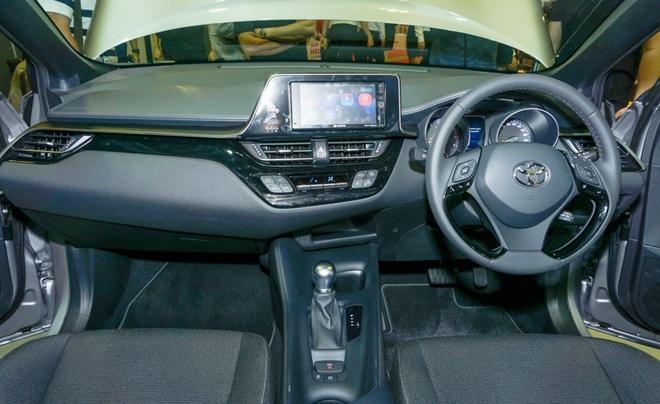 Toyota C-HR ra mat nguoi dung Dong Nam A hinh anh 2