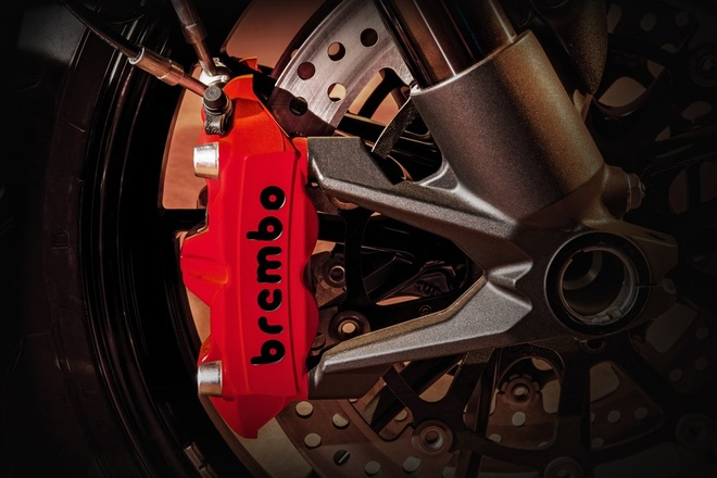 Ducati Diavel Diesel 2017 phien ban gioi han trinh lang hinh anh 5