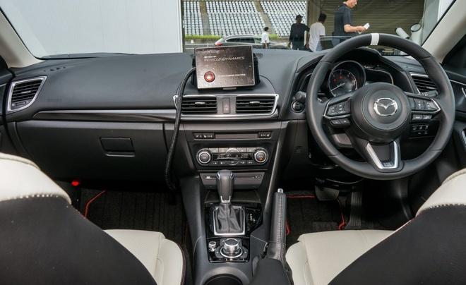 Mazda 3 2017 ra mat o Thai Lan anh 2