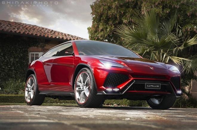 Lamborghini Urus chinh thuc ra mat anh 1