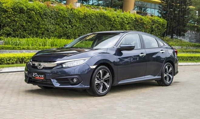 Hon 230 chiec Honda Civic 2017 ban ra o thang dau len ke hinh anh 1