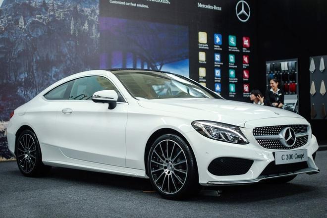 Mercedes-Benz Viet Nam bi truy thu thue hon 100 ty dong hinh anh 1