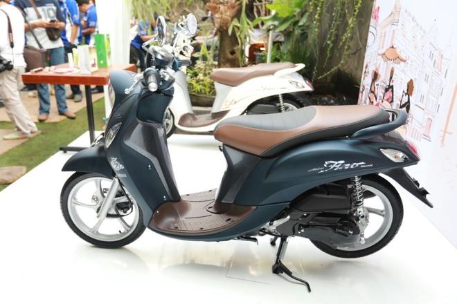 Yamaha Fino Grande ra mat o Indonesia anh 1