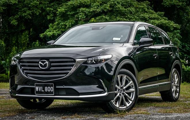 Mazda CX-9 2017 gia tu hon 71.000 USD o Malaysia hinh anh 1