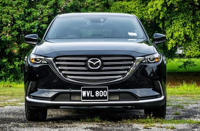 Mazda CX-9 2017 gia tu hon 71.000 USD o Malaysia hinh anh