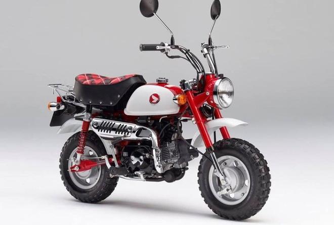 Honda Monkey ban ky niem 50 nam, gia hon 3.000 USD hinh anh