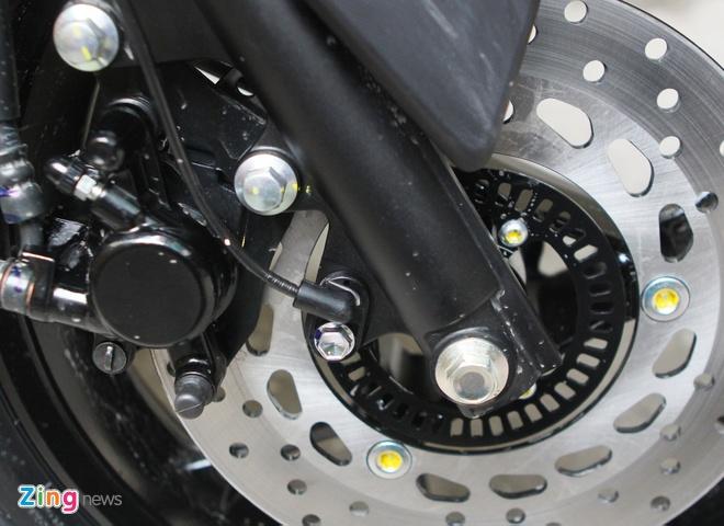 Yamaha NVX 125 ban o Viet Nam anh 11