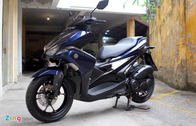 Yamaha NVX 125 ban o Viet Nam anh 1
