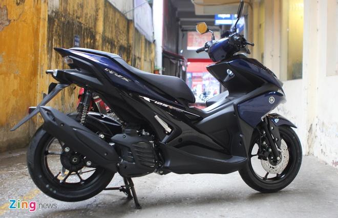 Yamaha NVX 125 ban o Viet Nam anh 13