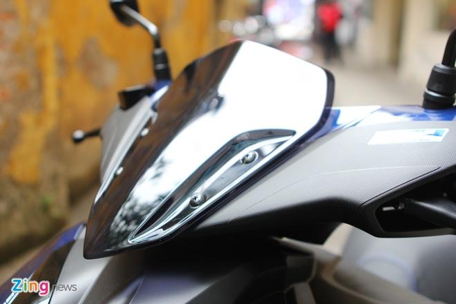 Yamaha NVX 125 ban o Viet Nam anh 2