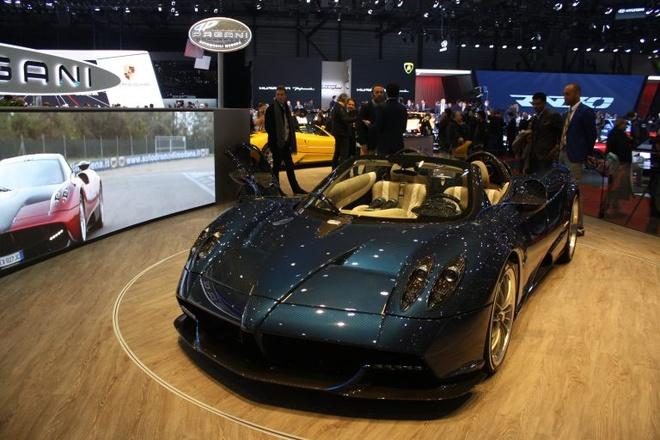 sieu xe Geneva Motor Show 2017 anh 9