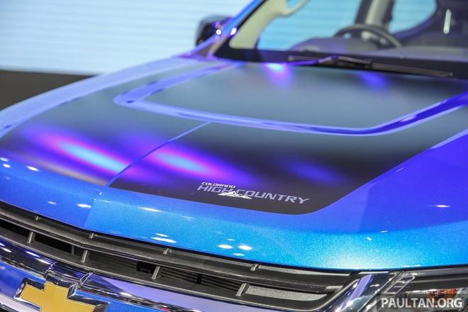 Chevrolet Colorado High Country Storm gia tu gan 30.000 USD hinh anh 3