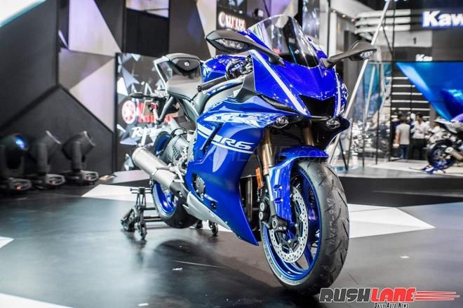 Yamaha R6 2017 ra mat o Thai Lan anh 2