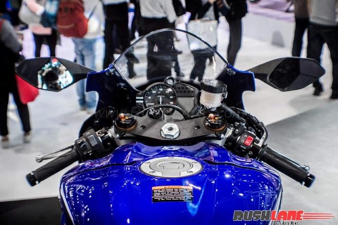 Yamaha R6 2017 ra mat o Thai Lan anh 3