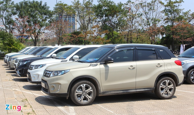 Suzuki Vitara ban o Viet Nam anh 1