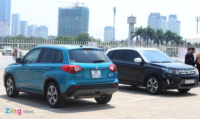 Suzuki Vitara ban o Viet Nam anh 3