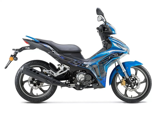 Chi tiet Benelli RFS150i 2017 - doi thu moi cua Exciter 150 hinh anh 6