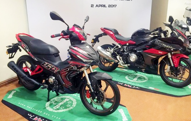 Chi tiet Benelli RFS150i 2017 - doi thu moi cua Exciter 150 hinh anh