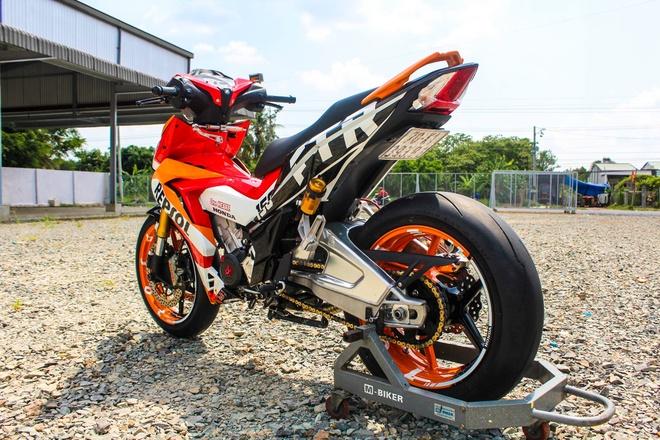 Honda Winner 150 do o Tay Ninh anh 5