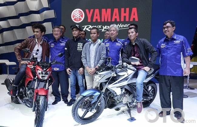 Yamaha V-ixion 2017 voi den pha LED ra mat o Indonesia hinh anh 1