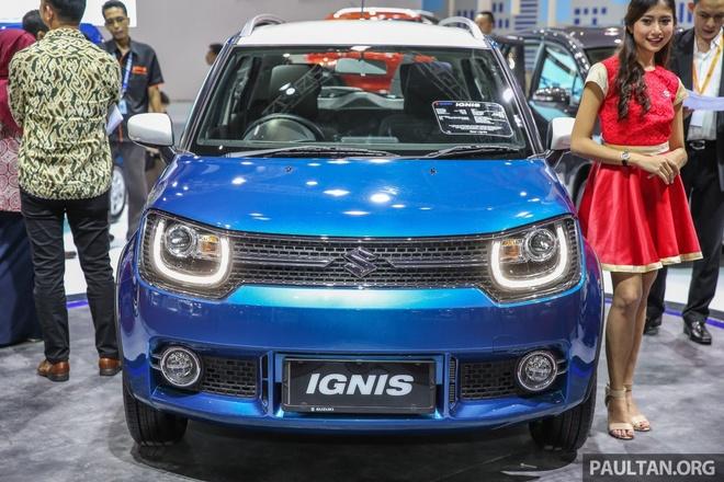 Suzuki Ignis - xe do thi gia tu 240 trieu dong o Indonesia hinh anh 2