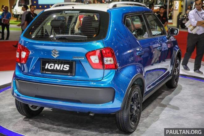 Suzuki Ignis - xe do thi gia tu 240 trieu dong o Indonesia hinh anh 3