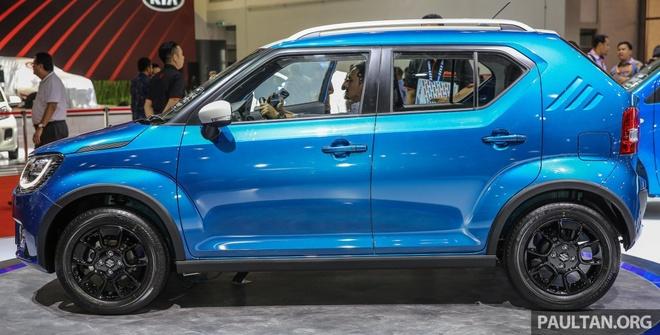 Suzuki Ignis - xe do thi gia tu 240 trieu dong o Indonesia hinh anh 8