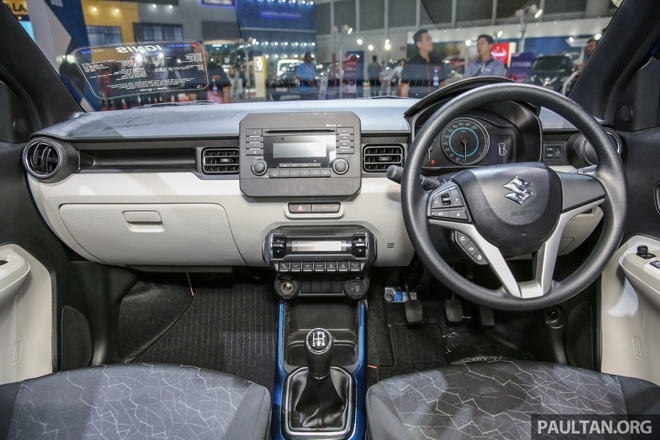 Suzuki Ignis - xe do thi gia tu 240 trieu dong o Indonesia hinh anh 4