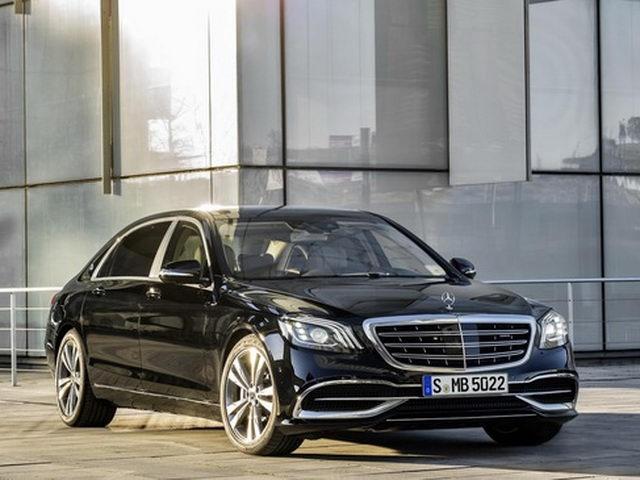 Mercedes-Benz S-Class 2018 co gia tu 88.000 euro hinh anh 1