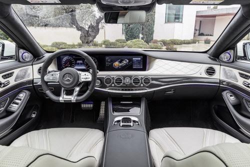 Mercedes-Benz S-Class 2018 co gia tu 88.000 euro hinh anh 2