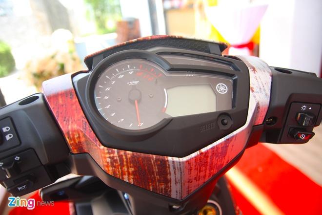 Exciter 135 bien so ngu quy 1 cua biker Sai Gon ra Ha Noi hinh anh 4