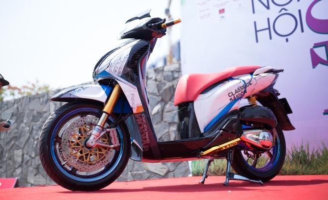 Dan Honda SH tu hoi o Ha Noi hinh anh 6