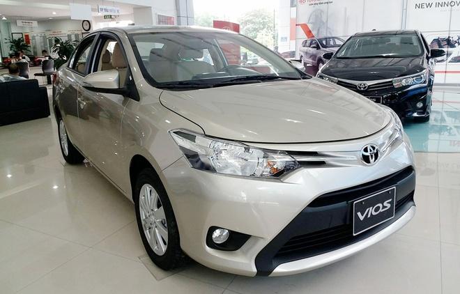 Giam gia hon 80 trieu, Toyota Vios lap ky luc doanh so gan 3.000 xe hinh anh