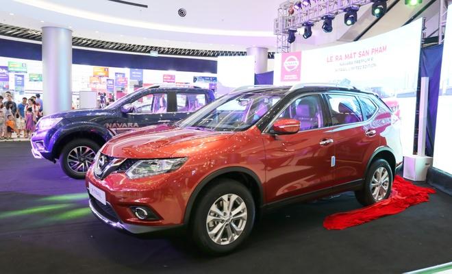 Nissan tung Navara va X-Trail ban gioi han tai Viet Nam hinh anh 2