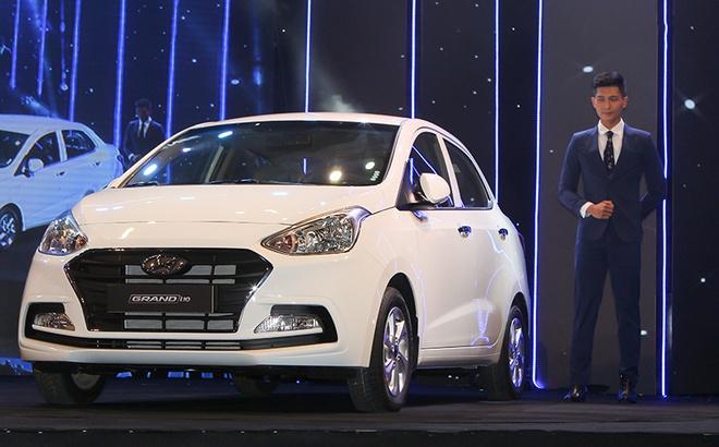 Hyundai Grand i10 lap rap o Viet Nam co gia tu 340 trieu dong hinh anh 1