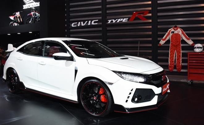 Honda Civic Type R co gia ban 75.000 USD o Indonesia hinh anh 1