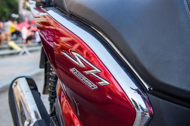 Honda SH Viet gan bodykit phong cach SH 300i hinh anh 5