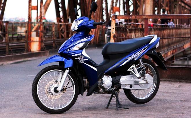 Loat xe may Honda, Suzuki vua bi khai tu o Viet Nam hinh anh 4