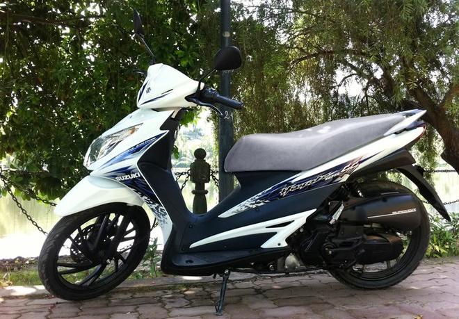 Loat xe may Honda, Suzuki vua bi khai tu o Viet Nam hinh anh 5