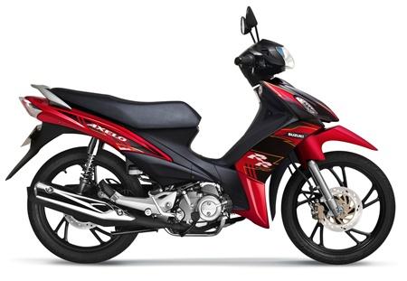 Loat xe may Honda, Suzuki vua bi khai tu o Viet Nam hinh anh 6